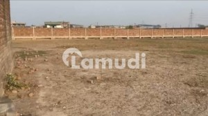 30 Kanal Industrial Land For Sale In Mehmood Booti Road Near Ring Road