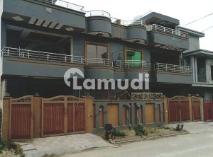 5 Marla Double Storey Brand New House Available For Sale In New City Phase 2 Wah Cantt