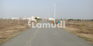 Between Houses One Kanal Plot FOr Sale