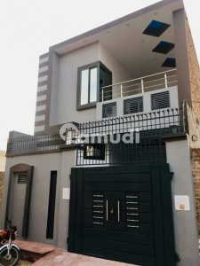 In Salah Ud Din Town House For Sale Sized 675  Square Feet