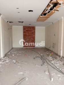 Ground Floor Shop Is Available For Rent
