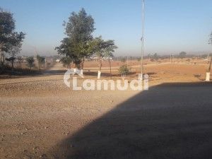 1 Kanal Plot Available In Pechs Near To Top City New Airport Islamabad