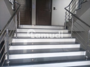 Brand New Apartment For Sale Bukhari Commercial 2nd Floor With Lift