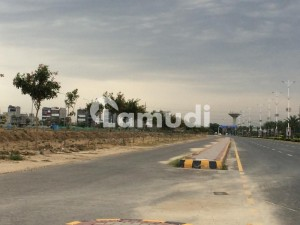 P Block 1 Kanal Good Location Plot For Sale In Phase 8 DHA Lahore