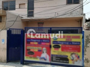10 Marla Semi Commercial House For Sale So rounding Schools And Accadmies