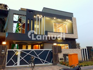 Beautiful 10 Marla Brand New House For Sale Bahria Town Phase 8 Block B Rawalpindi