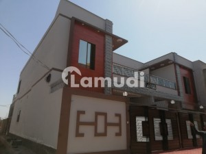 Corner Luxurious Brand New Double Storey House Available Near Model Town Mps Road