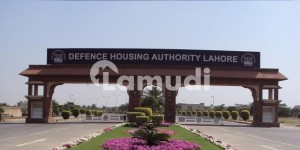 Beautiful Location DHA Phase 3 Kanal Plot Z-721 on 50ft Road near to PARK in Investment Price For Sale