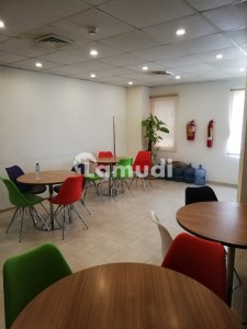 5000 Sq Ft Semi-Furnished Office On Rent On Main Shahrah-e-faisal