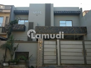10 Marla Furnished Brand New House For Sale In Eden Garden