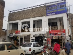 A Good Option For Sale Is The Building Available In Shoba Bazar In Peshawar