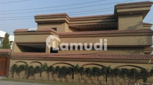 12 Marla Commercial House Is Available For Rent For Office Use At Johar Town Phase 1 Block E, At Prime Location.