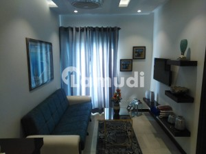 1 Bed Luxury Furnished Appartment for Rent in Bahria town Lahore