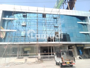 Centrally Located Building For Rent In GT Road Available