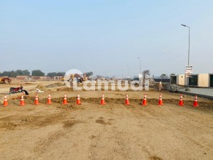 3 Marla Plot In E-Block Reasonable Price Possession With In Months