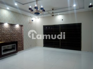 14 Marla Brand New Corner House Available For Sale In Valencia Town