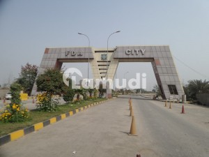 A Good Option For Sale Is The Residential Plot Available In Fda City - Block A2 - Fda City In Faisalabad
