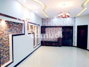 10 Marla Beautiful Corner House Is Available For Rent In Bahria Town Phase 7