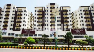 2 Bed Flat For Rent Is Available In Samama