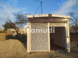 Shop For Sale With Water Electricity Facility