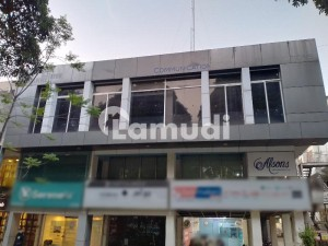 Ground Floor 3000 Sq Feet Shop Blue Area Jinnah Avenue Available For Rent