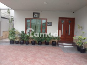 Ground Floor Portion Available for Rent in Phase 6 DHA Karachi