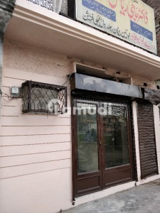 450  Square Feet Shop Available For Rent In Satellite Town
