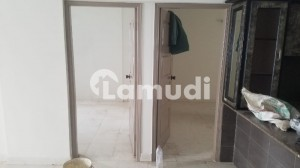 Centrally Located Flat In North Nazimabad Is Available For Rent
