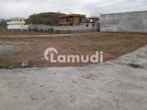 5 Marla Residential Plot For Sale In Bhara Kahu
