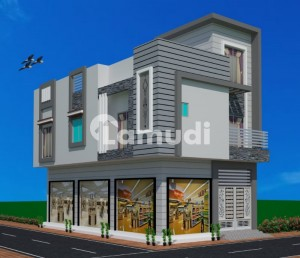 Ideally Located Shop For Sale In Chak 86/6-R Available