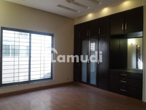 10 Marla House With Ac And  Basement Fully Wooden Floor For Rent In DHA Phase 5 L