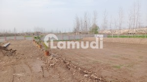 6 Marla Commercial Plot Available For Sale In Northern Bypass