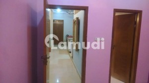 West Open 3 bed Drawing Lounge And Upper Portion Is Available For Rent In Karachi