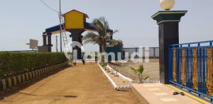 Plot For Sale At Shahjahan City Thatta