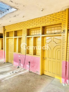 8 Rooms  Hostel  Building For Rent  In Just 25000 Hzr