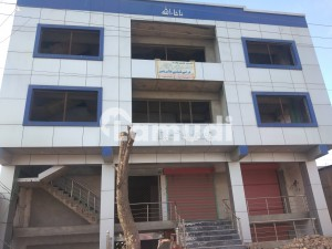 750 Square Feet Flat Ideally Situated In Peer Meher Ali Shah Town