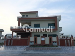 Newly Constructed Luxury Home's Lower Portion