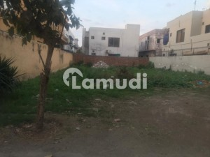 10 Marla Residential Plot With Possession Available For Sale In State Life Society