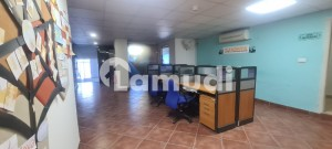Pccr Marketing Offers E-11 Markaz 5000 Square Feet Fully Operational Furnished Ready To move Space Available For Rent Suitable For It Telecom Software House Corporate Office NGO