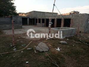 Buffalo Shed Plus Covered Area For Factory Or Goat Farming @ G16 Islamabad