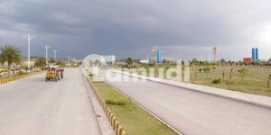 Gulberg Residencia Islamabad Block T Size 7 Marla Develop With Possession Plot Available For Sale