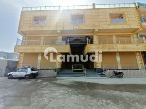 11.40 Marla Semi Commercial Building For Sale On Warsak Road Darmangi Garden Street 1
