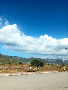 D-12 Plot Size 25x40 Prime Location Sun Face Plot 50ft Rd Front  Best Investment For Construction House Ideal Location