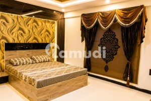 1350  Square Feet Flat For Rent Is Available In Ayubia Road