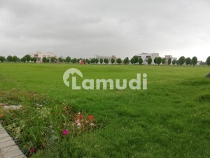 10 Marla Residential Plot For Sale In Grand Avenue Lahore