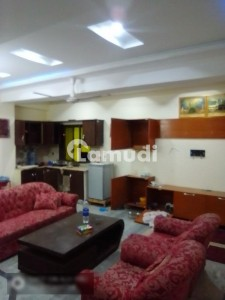 1100  Square Feet Flat In Ghauri Town For Rent