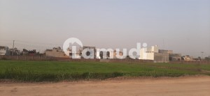 Centrally Located Plot File In Muridke - Sheikhupura Road Is Available For Sale