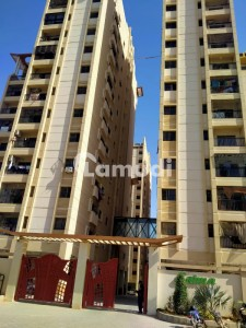 Spacious Flat Is Available For Rent In Saima Palm Of Gulistan-e- Jauhar