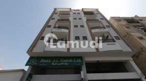 For Bank Finance Or Cash Very Aesthetic Location Brand New Flat For Sale