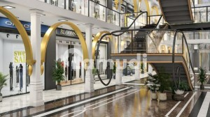 Shop On Lower Ground Floor-Back Side For Sale In Sheikhupura Galleria